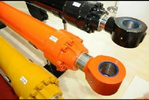 Earthmoving Hydraulic Cylinder