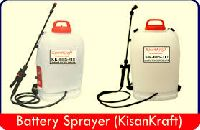 Battery Knapsack Sprayer
