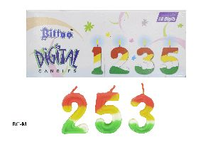 BC-03 Birthday Candles
