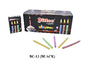 BC-13 Birthday Candles