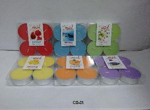 CD-31 Tea Light Candles
