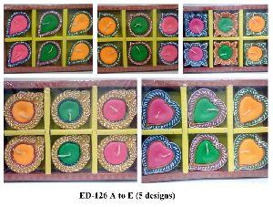 ED-126 A to E (5 Desgins)