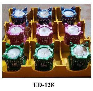 ED-128 Earthen Diya