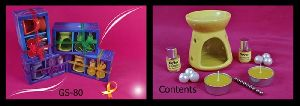 GS-80 Candle Gift Set