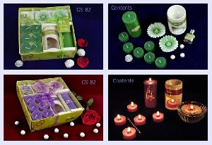 GS-82 Candle Gift Set