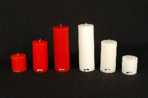 Pillar Candles 01