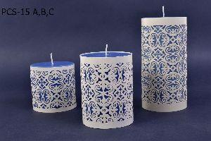 Pillar Candles 03