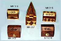 Wooden Box Cone Temple