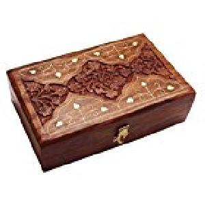 Wooden Carved Box 01