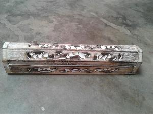 Wooden Incense Stick Burner Tower 04