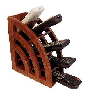 Wooden Remote Stand