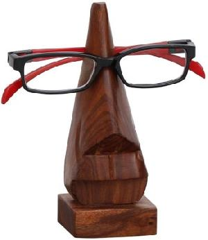 Wooden Spectacles Holder 02