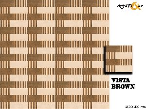 Vista Brown Floor Tiles
