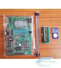 8051 DEVELOPMENT BOARD WITH KIT