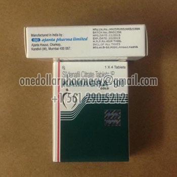 Kamagra Gold-100 Tablets