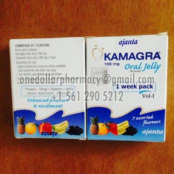 Kamagra Oral Jelly (Vol I)