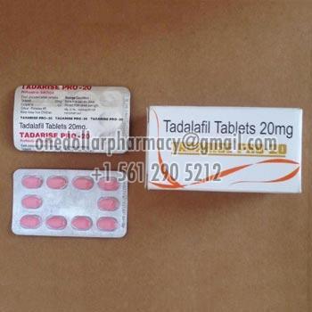 Tadarise Pro-20 Tablets