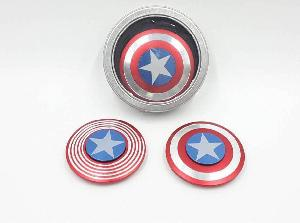 Captain America Shield Metal Hand Spinner