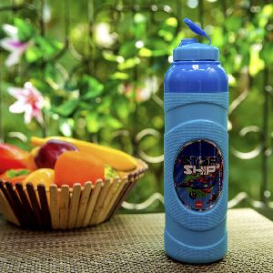 Cello Blue Super Sip Water Bottle