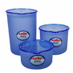 Cello Container Set