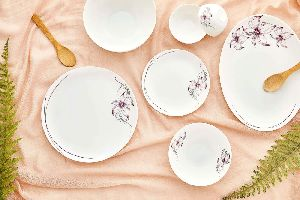 Cello Lavender Magic Dinner Set