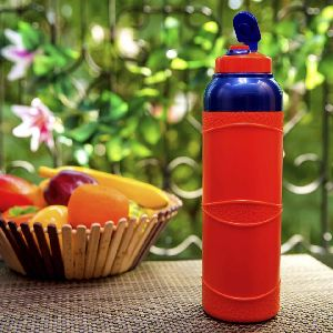 Cello Orange Super Sip Water Bottle