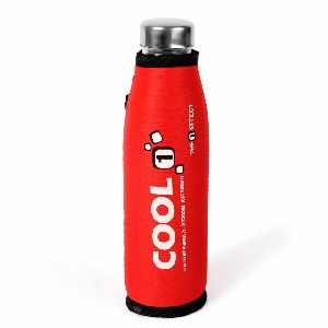 Cello Red Cool One Water Bottle