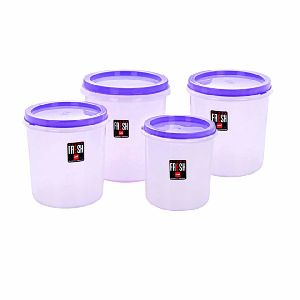 Cello Violet Store Fresh Container Set
