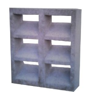 Cement Ventilation Block