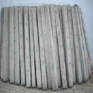 Precast Cement Wire Fencing Poles