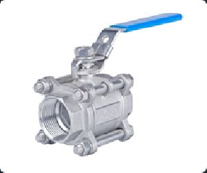 Screwed End Ball Valves