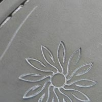 Engraving Leather 06