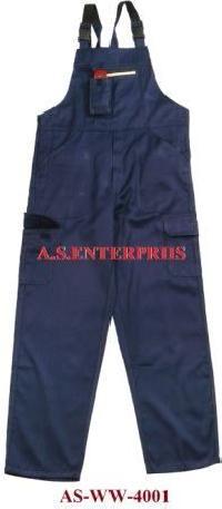 AS-WW-3001 Workwear Bib Trouser