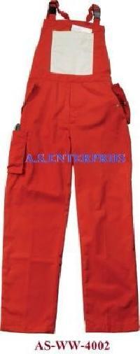 AS-WW-3002 Workwear Bib Trouser