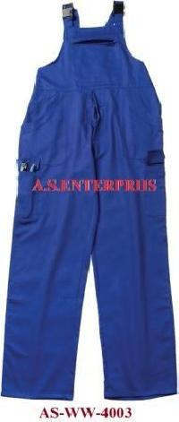 AS-WW-3003 Workwear Bib Trouser