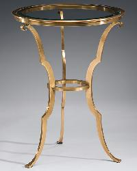 Brass Table 05