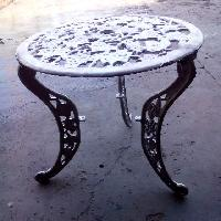 Brass Table 08