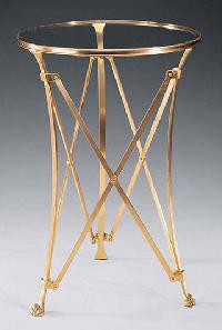 Brass Table 09