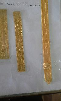Military Gold Braid