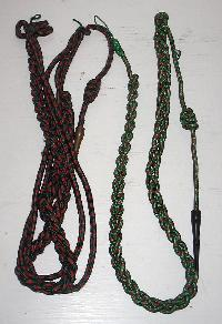 Military Whistle Cord 06