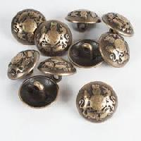 Military Metal Button 05