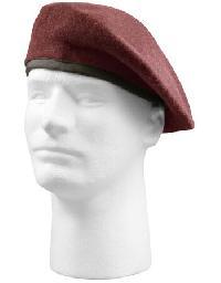 Military Woolen Beret Cap 06