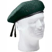 Military Woolen Beret Cap 07