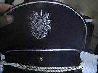 Military Peak Cap 01