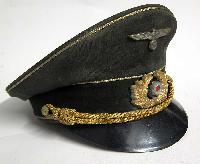 Military Peak Cap 02