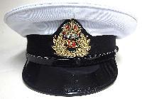 Military Peak Cap 05