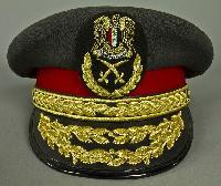 Military Peak Cap 06