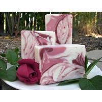 Natural Rose Soap