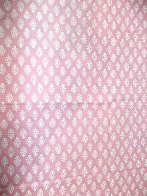 Printed Khadi Fabric