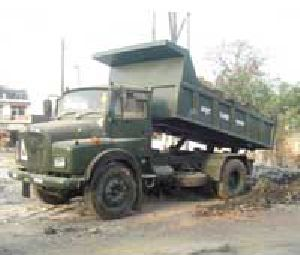 Open Top Tipper Truck